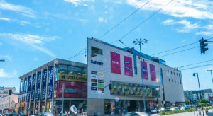 Centrum handlowe Batory w Gdyni przeszło metamorfozę