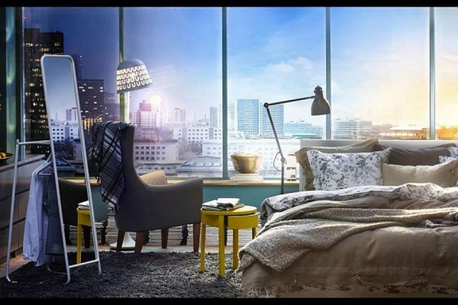 Nowa sypialnia od Ikei