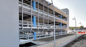 Otwarto największy parking przy centrum handlowym w Bydgoszczy