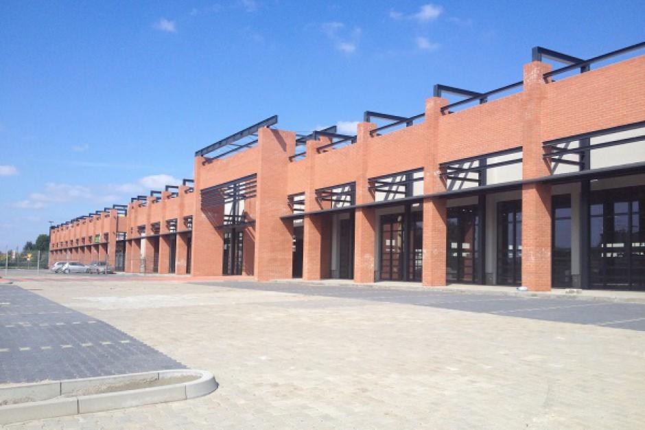 Centrum handlowe w Gnieźnie na sprzedaż