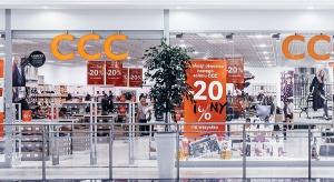 Powiększony salon CCC w CH Plaza Rzeszów
