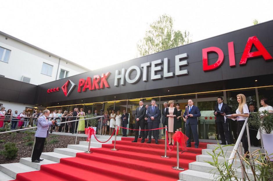 Dni otwarte Hoteli Diament