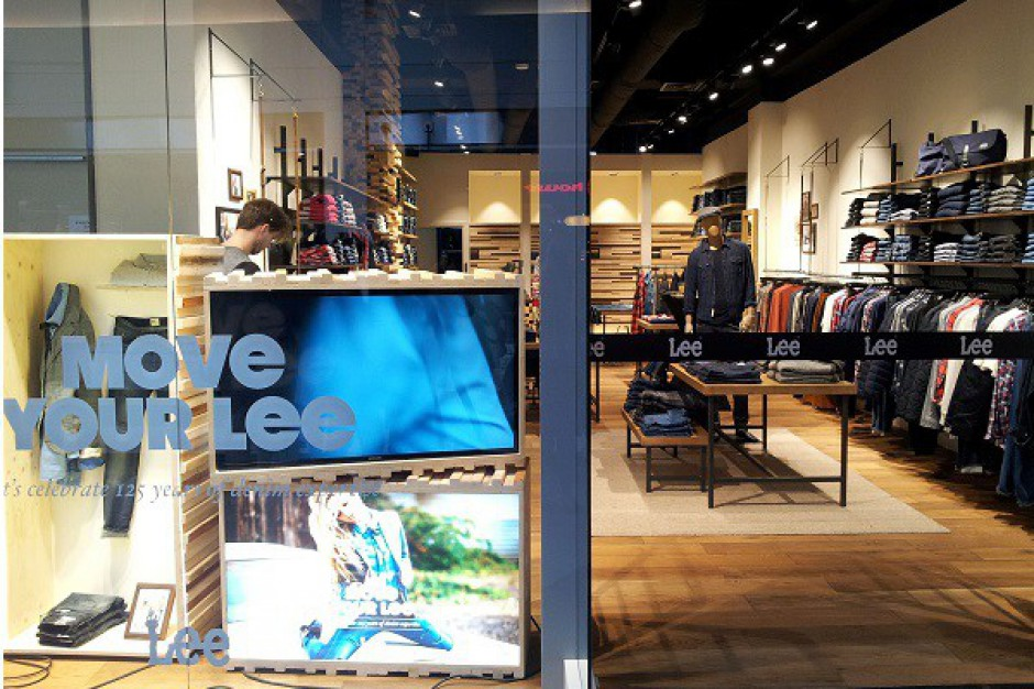 Wystartował pierwszy samodzielny sklep marki Lee w Polsce
