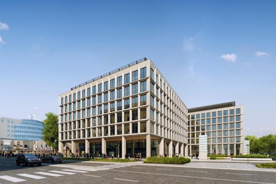 Domaniewska Office Hub z zielonym certyfikatem