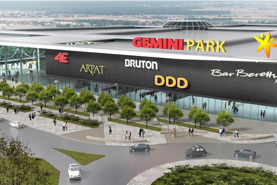 Zbliża się budowa Gemini Park Tychy