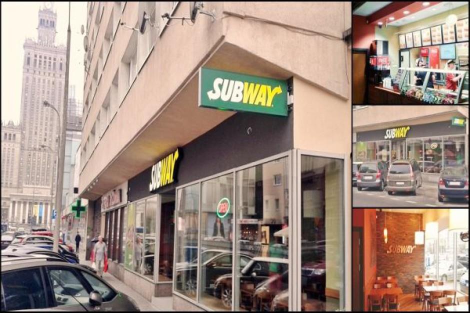 Subway otworzy trzy restauracje we wrześniu