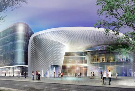 Nowe centrum handlowe Unibail-Rodamco ruszy pod koniec 2017 roku