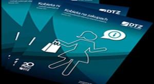 Kobieta na zakupach - raport DTZ