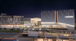 Forum Radunia z pozwoleniem na budowę