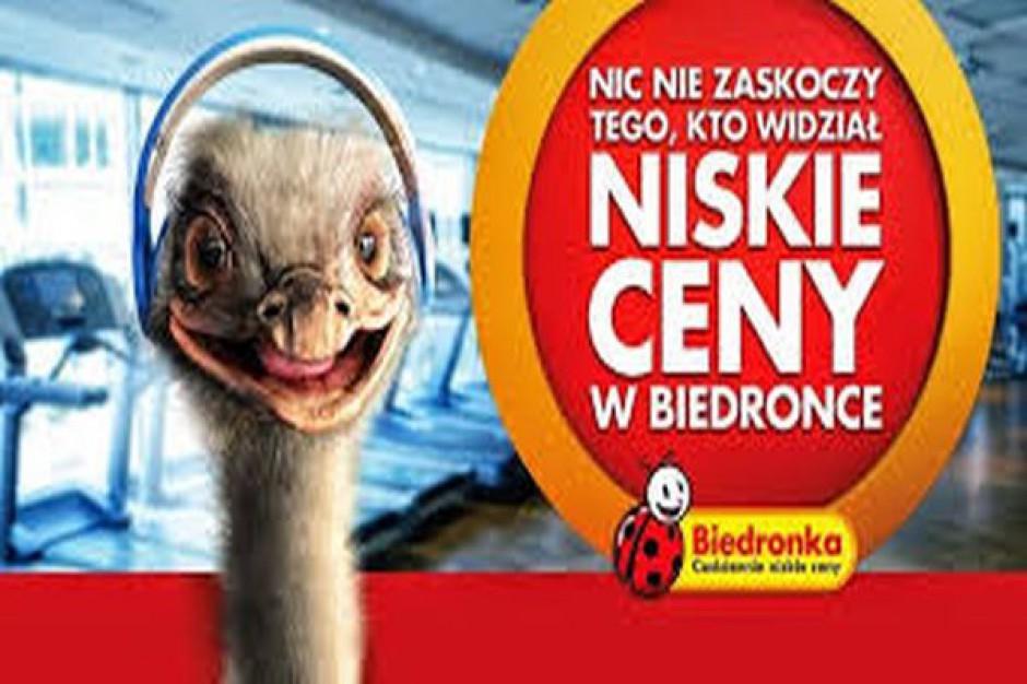 Blisko 8 mln zł wydają na reklamę w ciągu tygodnia Biedronka i Lidl