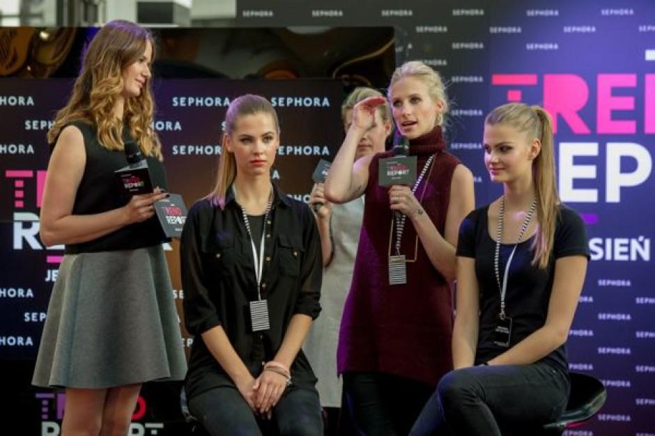 Sephora lansuje nowe trendy w makijażu