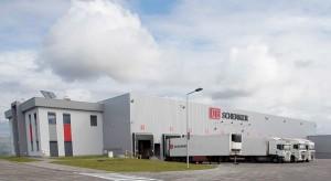 DB Schenker uruchomił najbardziej ekologiczny terminal dystrybucyjny w Polsce