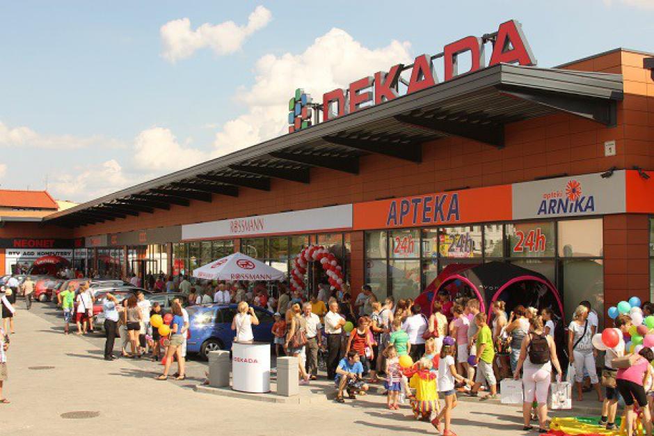Dekada zbuduje centrum handlowe w Ciechanowie