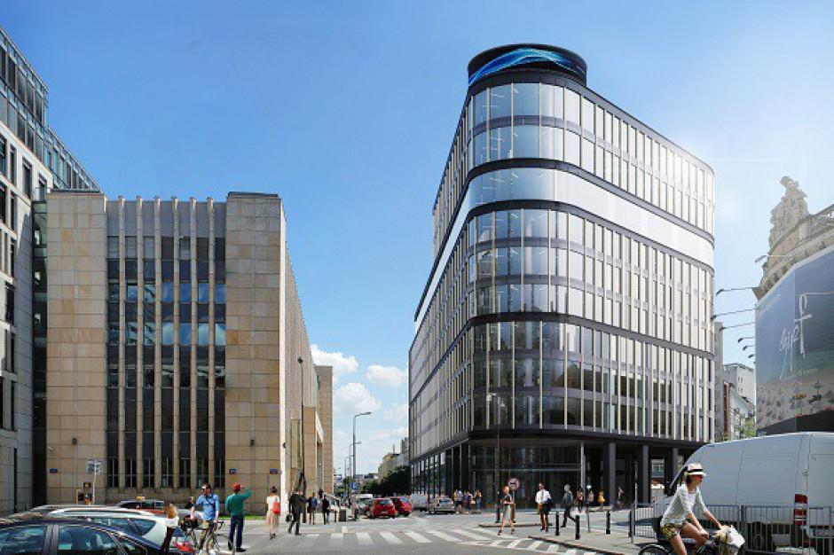 Wystartowała budowa pierwszej inwestycji biurowej Strabag Real Estate w Polsce