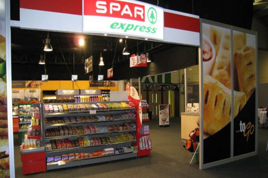 Powiększa się sieć sklepów Spar
