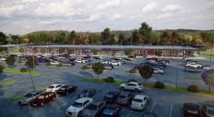 Zbliża się otwarcie parku handlowego Rank Progress