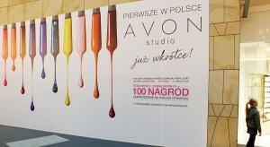 Złote Tarasy z pierwszym w Polsce Avon Studio