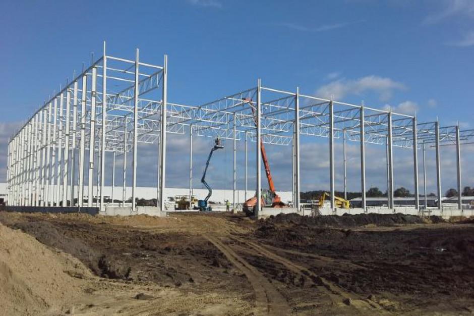 Rozpoczyna się budowa hali C North-West Logistic Park