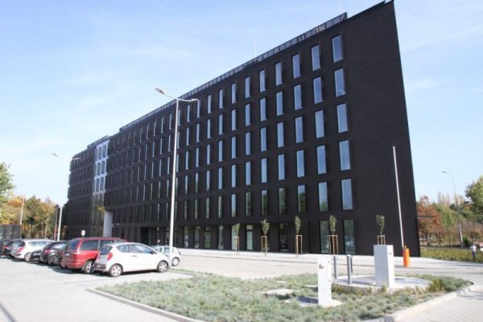 Ruszył nowoczesny biurowiec Centrum Usług Korporacyjnych w Płocku
