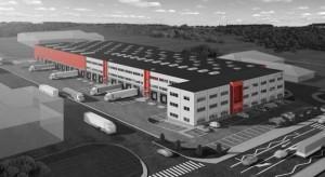 Wystartowała budowa Centrum Logistyczno-Biurowego Sosnowiec Milowice