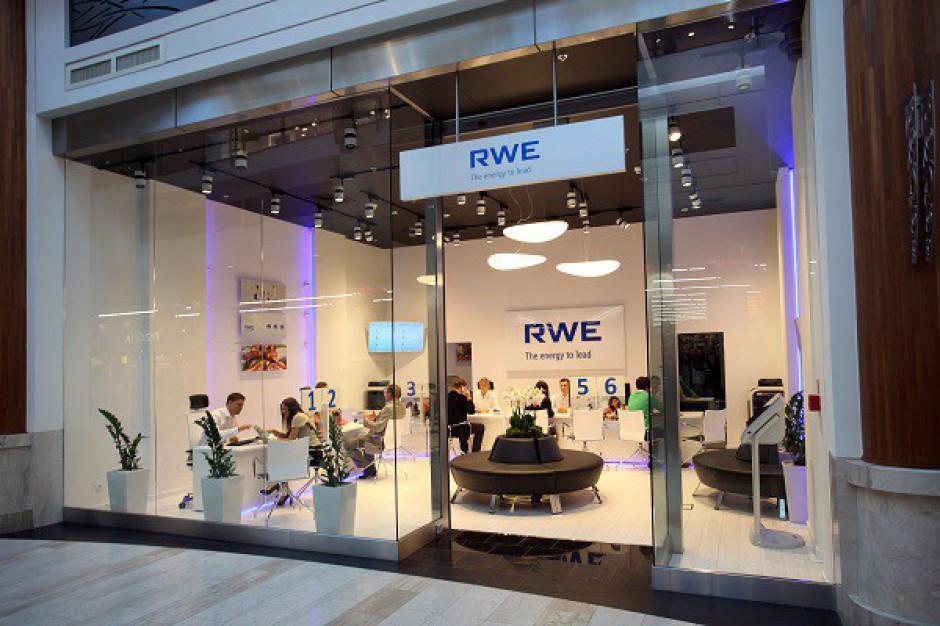 Operator energetyczny RWE wchodzi intensywniej w centra handlowe