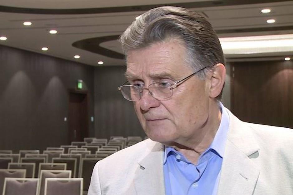 Andrzej Blikle: firmy rodzinne ważnym elementem polskiej gospodarki