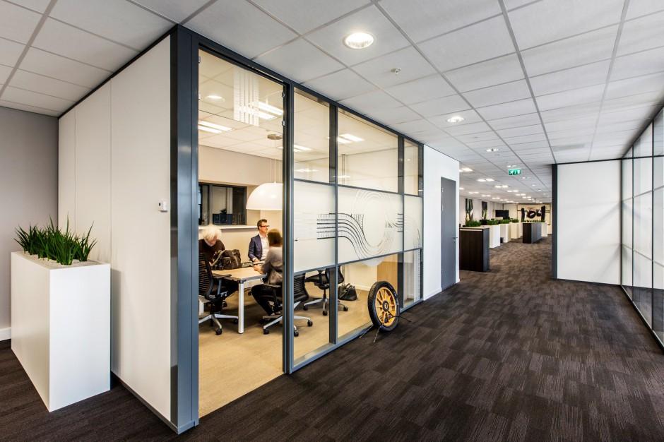 Nowoczesne biura wymagają nowoczesnej izolacji akustycznej