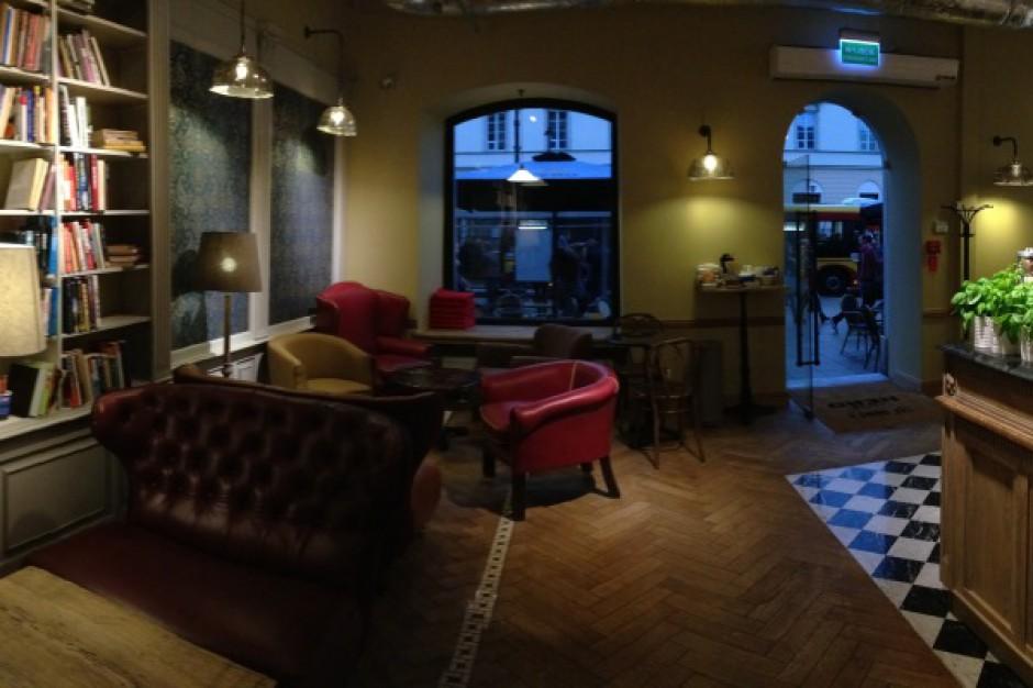 Green Caffe Nero z nową studencką kawiarnią
