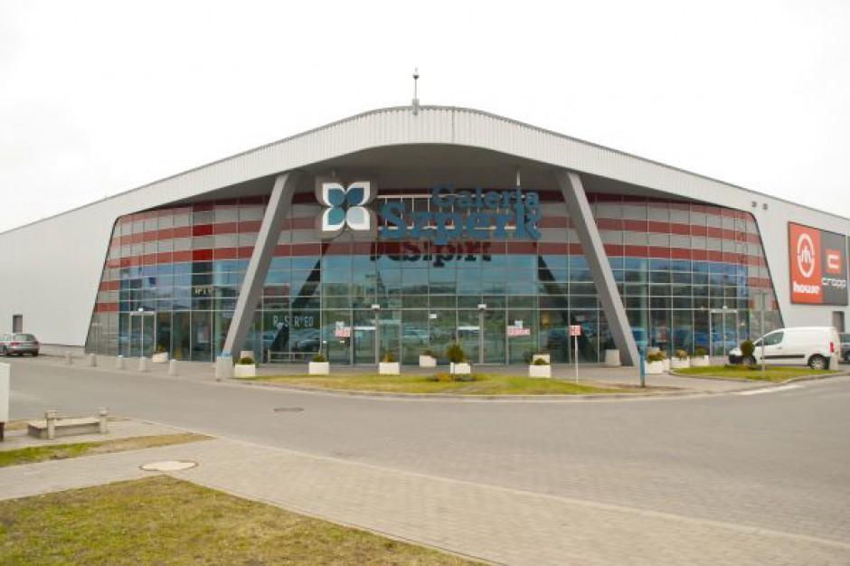 Sportowy najemca Galerii Szperk