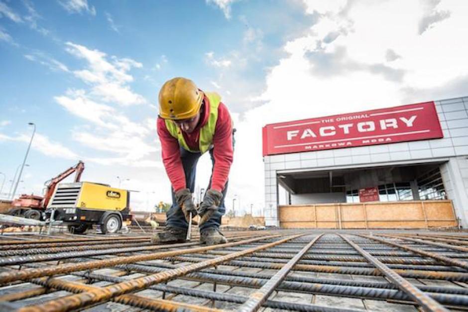 Rozbudowa Factory Ursus na półmetku