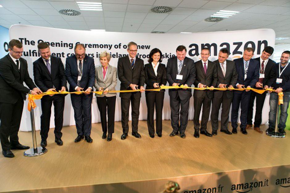 Panattoni podsumowuje realizację inwestycji dla Amazona