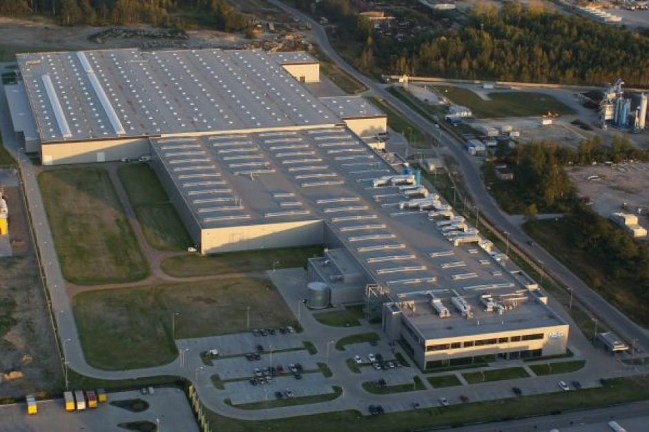 Japoński koncern rozbudowuje zakład w Chmielowie