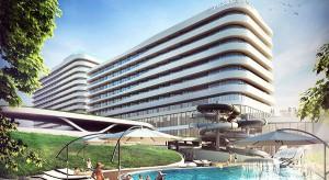 Znamy wykonawcę hotelowej części Baltic Park Molo