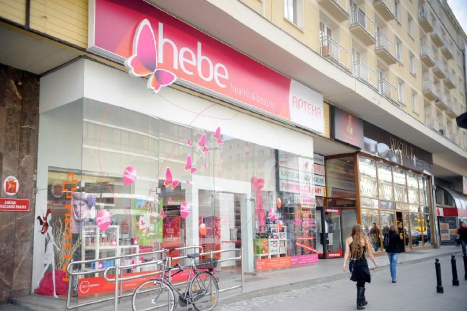 Kolejna drogeria Hebe we Wrocławiu