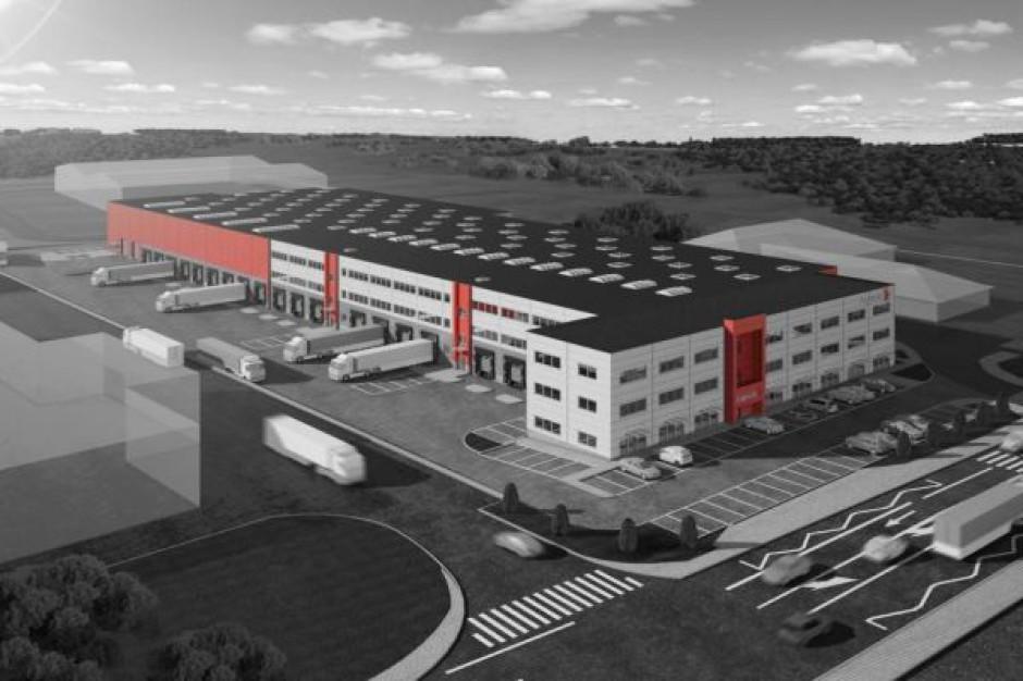 Centrum Logistyczno Biurowe 7R Milowice coraz bliżej otwarcia