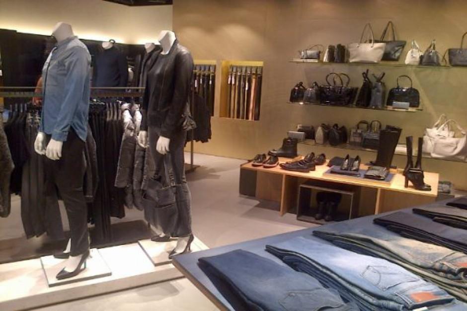 Calvin Klein Jeans w warszawskiej galerii handlowej
