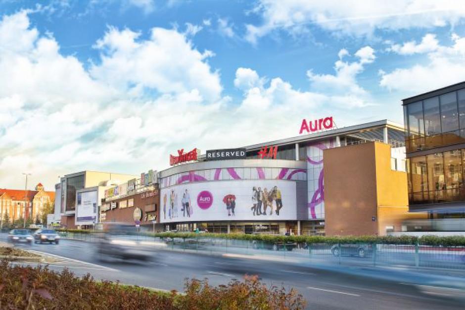 Nowe marki w Aura Centrum