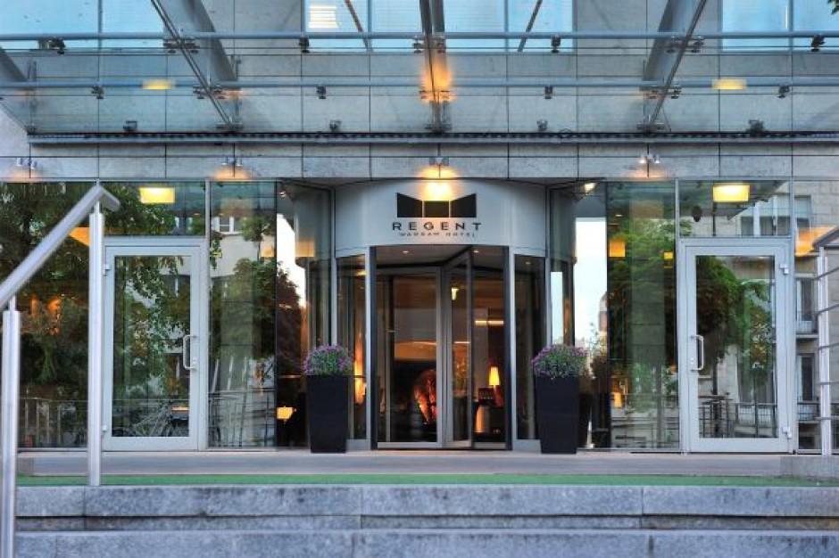Hotel Regent w Warszawie z piątą gwiazdką