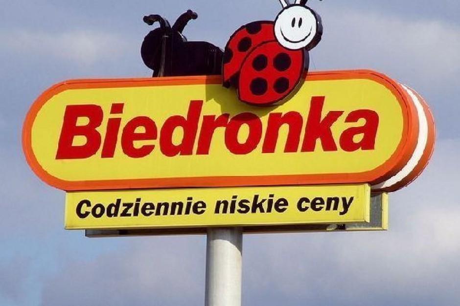 Ambitne plany Biedronki