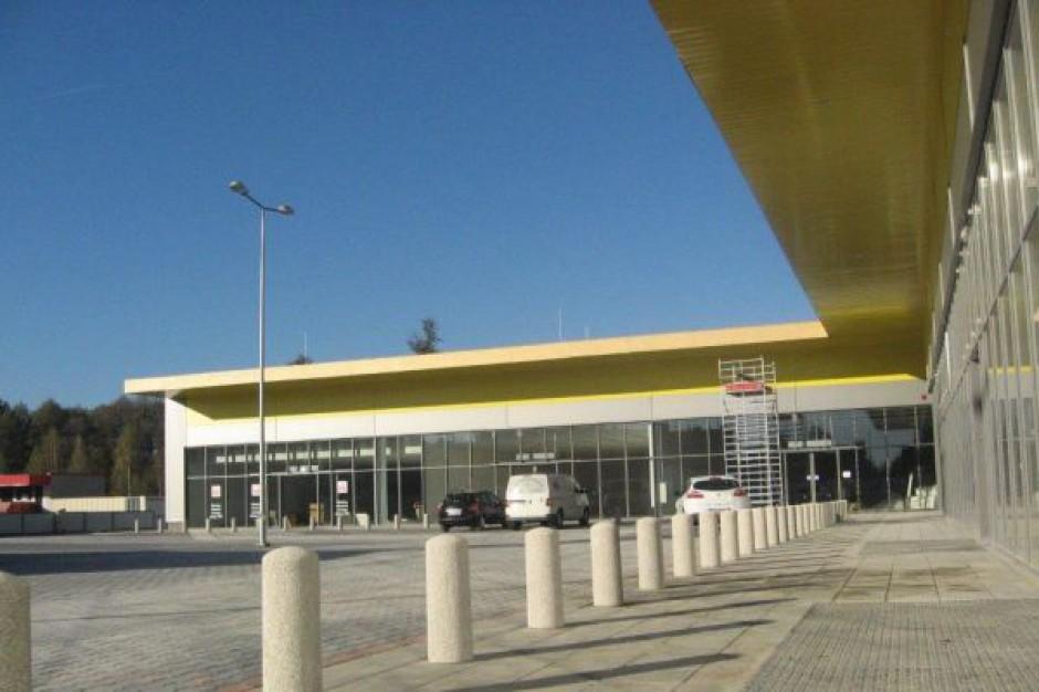 Zbliża się otwarcie Parku Handlowego MyBox w Namysłowie