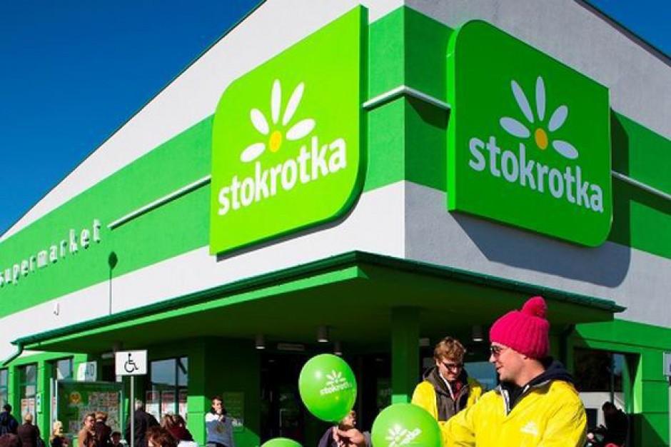Wzrost rentowności sklepów sieci Stokrotka