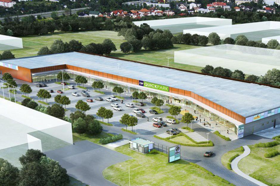 Znamy szczegóły handlowej inwestycji Real2B w Warszawie
