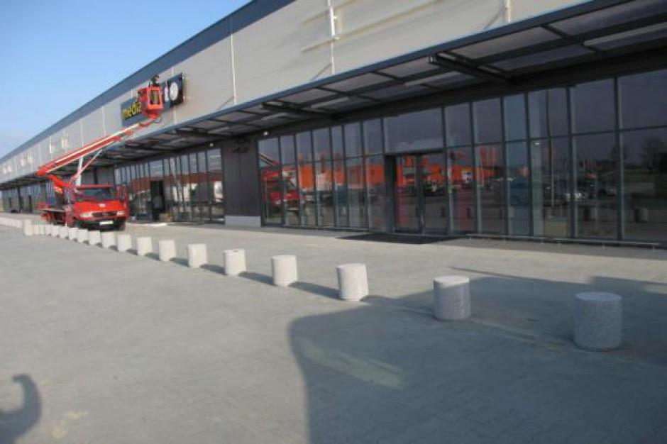 Zbliża się otwarcie Parku Handlowego Miejsce Piastowe