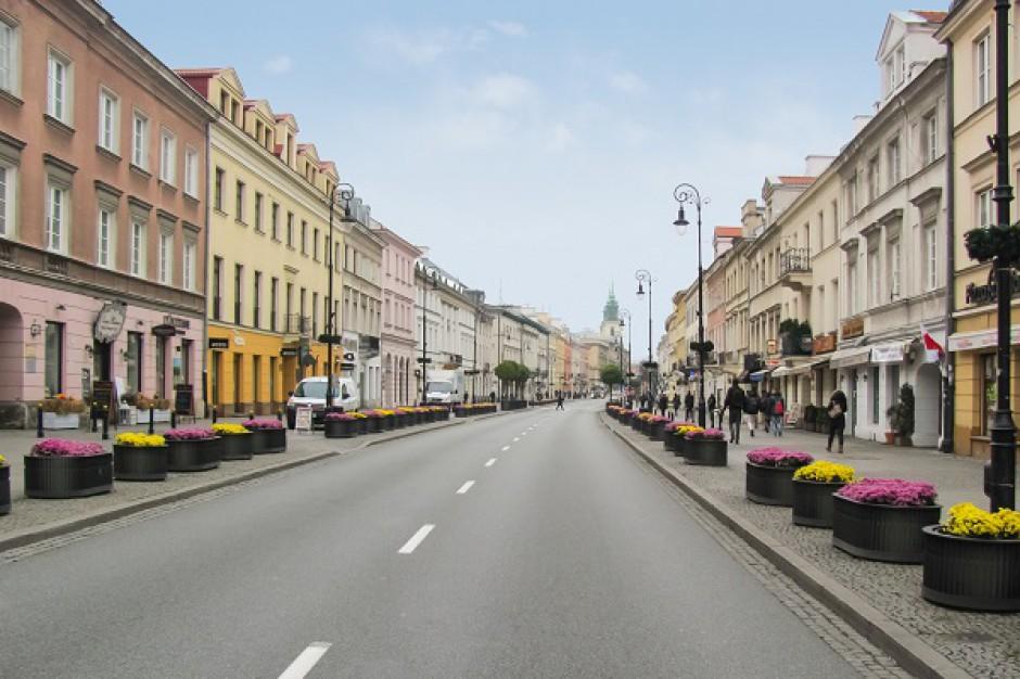 Zmiany na liście najdroższych ulic handlowych