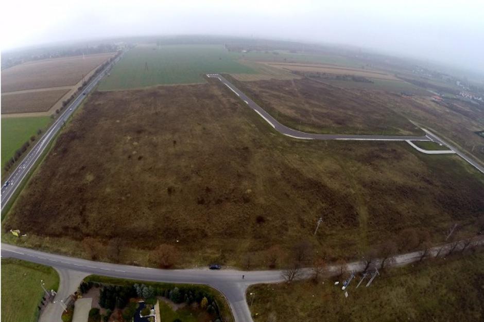 Nowe grunty w Łódzkiej SSE