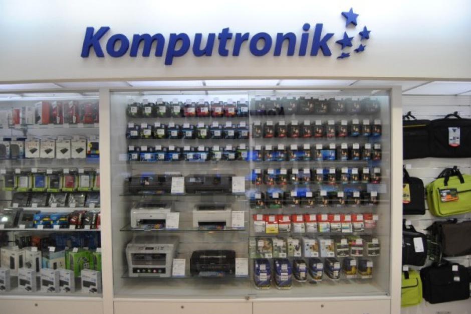 Klienci docenili sklep internetowy Komputronik.pl