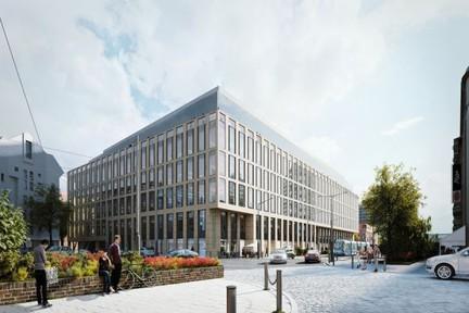 Nobilis Business House - nowa inwestycja Echo
