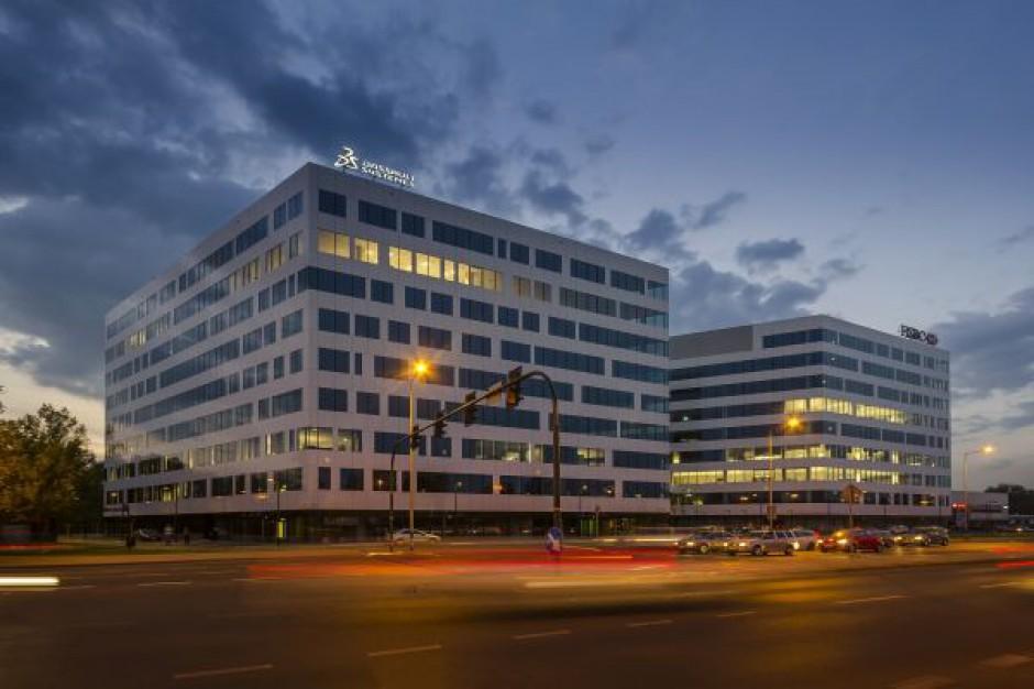 Kompleks biurowy Kapelanka 42 już otwarty