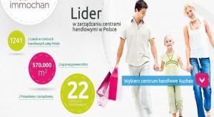 Zysk Immochan wzrósł do 318 mln euro