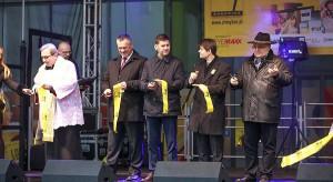 Uruchomiono park handlowy Mybox w Namysłowie